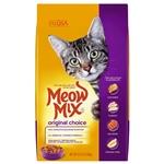 Meow Mix Original Dry Cat Food 6.3lb
