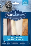 Barkworthies Small Variety Pack