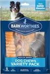Barkworthies Medium Variety Pack