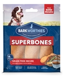 Barkworthies SuperBone Grain Free Bacon Cheese Sweet Potato (3 Count)