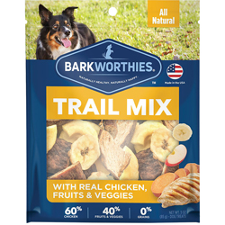 Barkworthies Trail Mix - Chicken (3 oz)