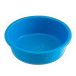 Loving Pets Dolce Luminoso Bowl Blue 1ea/Medium