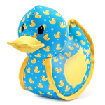 The Worthy Dog Rubber Duck Small