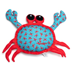 The Worthy Dog Crab Small