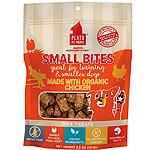 Plato Dog Small Bites  Grain Free Organic Chicken 2.5O