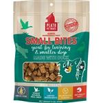 Plato Dog Small Bites Grain Free Duck 6Oz
