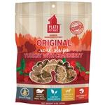 Plato Dog Strips Grain Free Turkey Cranberry 6Oz