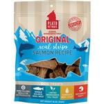 Plato Dog Strips Salmon 18Oz