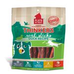 Plato Thinkers Duck Recipe Dog Treats, 6.5Oz