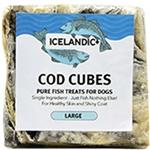 Icelandic Dog Cod Skin Cube 12 Piece Display