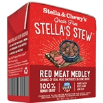 Stella And Chewy'S Dog Stew Red Meat Medley 11Oz (Case Of 12)