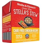 STELLA & CHEWY'S DOG STEW CAGE FREE CHICKEN 11OZ (case of 12)