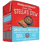 STELLA & CHEWY'S DOG STEW GRASS FED LAMB 11OZ