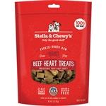 Stella & Chewy'S Dog Freeze-Dried Treat Beef Heart 3Oz