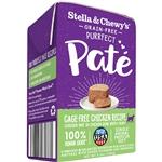 Stella & Chewys Purrfect Cat Pate Chicken 5.5Oz