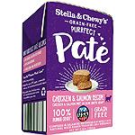 Stella & Chewys Cat Purrfect Pate Chicken & Salmon 5.5Oz