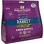 Stella & Chewys Cat Freeze-Dried Dinner Rabbit 18Oz