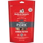 Stella & Chewy'S Dog Freeze-Dried Dinner Patties Pork 14 Oz