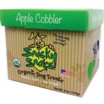 Snicky Snaks Usda Certified Organic Apple Cobbler Treat, 12Lb Bulk Box