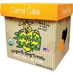 Snicky Snaks Organic Carrot Cake Treat, 12Lb Bulk Box