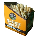 Earth Animal No Hide Chicken Stix Dog Treats,90 count