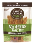 Earth Animal NoHide Pork Stix 10 Pk