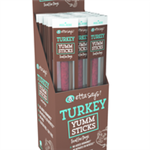Etta Says! Dog Yum Sticks Turkey 24 Count