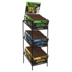 Etta Says! Metal Counter Display Rack - Free with 3 Boxes of chews