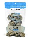 Icelandic+ Cod Skin Rolls (3oz Bag Pack + Free Sample Bag) (Sell as Pack 6)