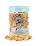 Icelandic+ Cod Fish Chips (2.5oz Bag Case + Free Sample Bag) (Sell as Case 6)