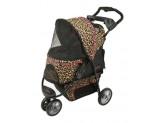 Gen7Pets Promenade Pet Stroller Cheetah