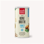Honest Kitchen  Dog/Cat Instant Bone Broth Turkey 3.6O