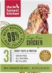 Honest Kitchen Dog 99% Chicken Meal Booster Wet Dog Food 5.5 Oz.  Carton