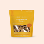 Bocces Bakery Dog Peanut Butter Bacon Biscuits 8oz.