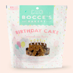 Bocces Bakery Dog Birthday Cake Biscuits 5oz.