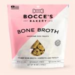 Bocces Bakery Dog Biscuits Bone Broth 5oz.