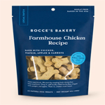 Bocces Bakery Dog Biscuits Farmhouse Chicken 8oz.