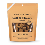 Bocces Bakery Dog Soft & Chewy Cheese 6Oz.