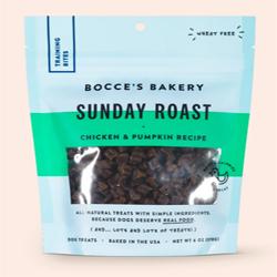 Bocces Bakery Dog Training Sunday Roast 6Oz