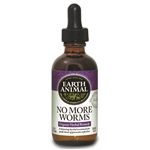 Earth Animal No More Worms 2oz.