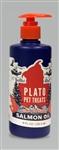 Plato  Wild Alaskan Salmon Oil 8 Oz.