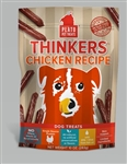 Plato Dog Treats Thinkers Chicken Sticks 10Oz
