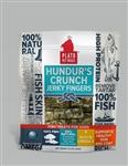 Plato Hundur'S Crunch Jerky Finger 3.5 Oz.