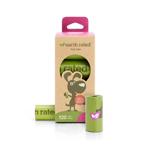 Earth Rated Poop Bag Dog Lavendar 8 Roll Box