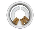 Starmark Treat Ringer Orb White 1ea/One Size