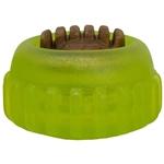 Starmark Sprocket with Ridged Dog Treat Green 1ea/Small