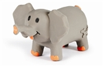 Charming Pet  Lil Roamers Latex Elephant -Small