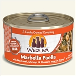 Weruva Cat Marbella Paella 3 Oz.  Sold In Case of 24