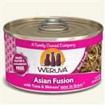 Weruva Cat Asian Fusion 3 Oz.  Sold In Case of 24