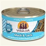 Weruva Cat Mack Jack 3 Oz.  Sold In Case of 24